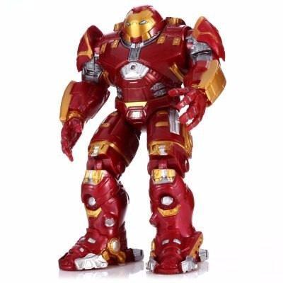 Hulkbuster iron man figura 17cm. envío gratis.