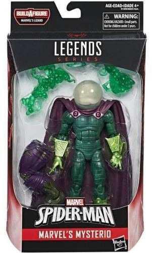 Marvel mysterio marvel legends baf lizard