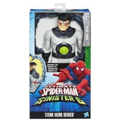 Oferta doctor dr octopus figura 30cm spiderman hombre araña