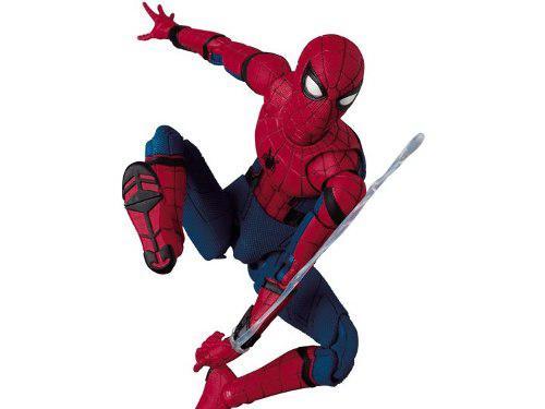 Spiderman homecoming-mafex-ultima pieza disponible-oferta