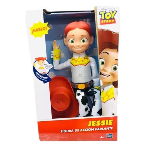 Toy story jessie figura de acción 15 frases toy plus