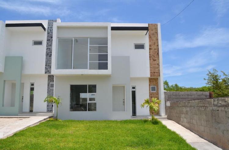Casa 3 recámaras en lomas del humaya, impecable proyecto,