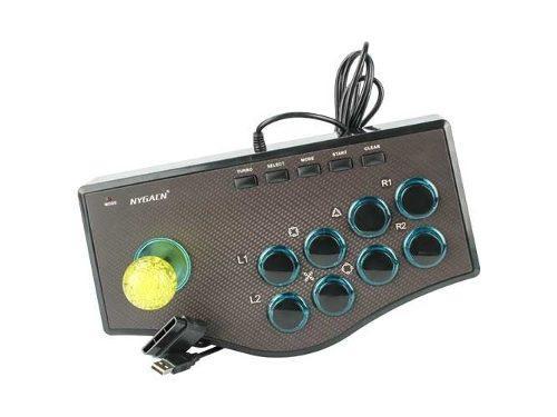 Control joystick arcade android ps2 ps3 pc tipo maquinita