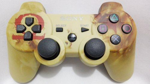 Control para ps3 god of war sixaxis