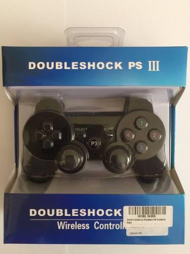 Control ps3 doubleshock ps iii nuevo y sellado envío gratis
