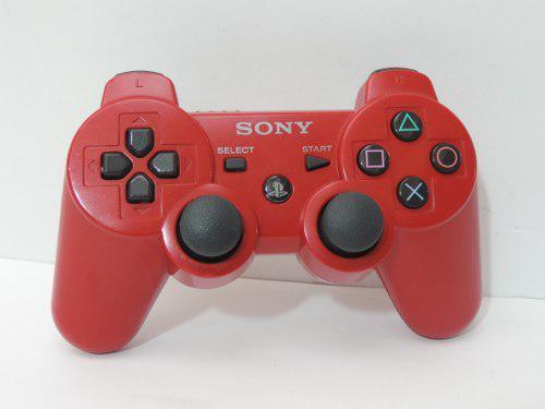 Control ps3 edicion especial rojo