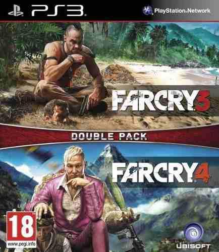 Far cry 3 + far cry 4 ps3 digital en español