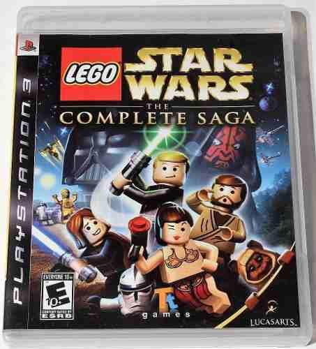 Lego star wars the complete saga ps3* play magic