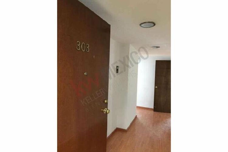 Oficina en renta colonia roma (303/304)