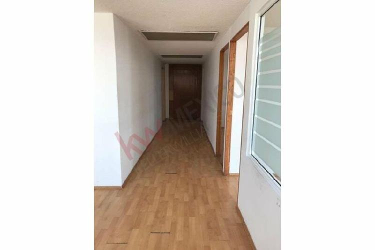 Oficina en renta colonia roma (703)