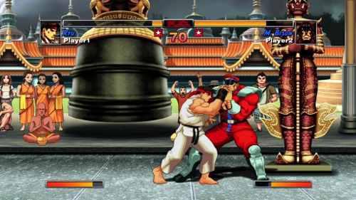 Super street fighter ii turbo hd remix: digital t- rex games