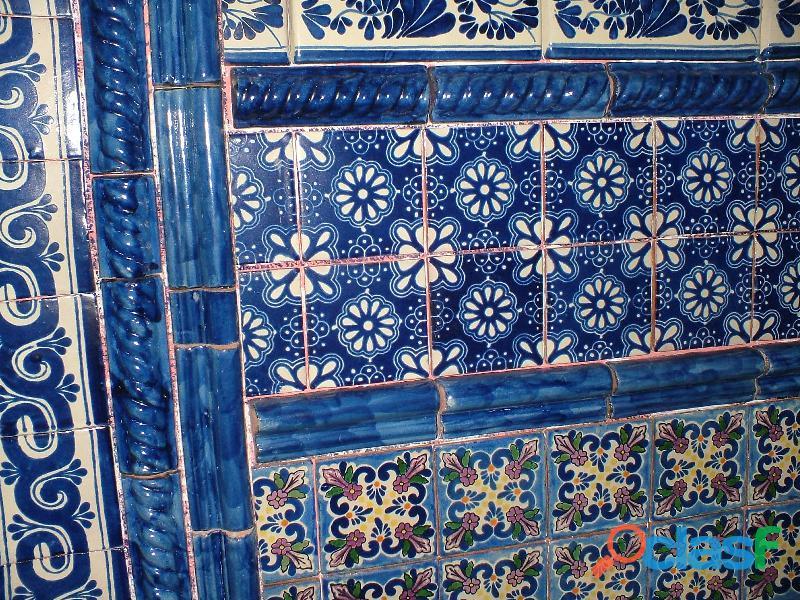 Azulejo talavera tile