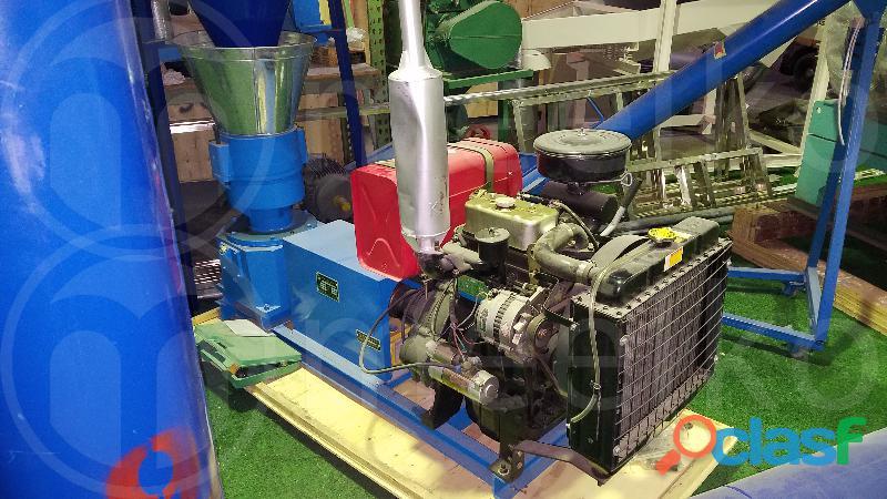 260 mm diesel mixta 35 hp peletizadora   mkfd260a