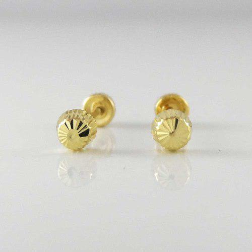 f564be66b621 Broquel hongo diamantado 3 mm para bebe 10 k brmx001 en México ...