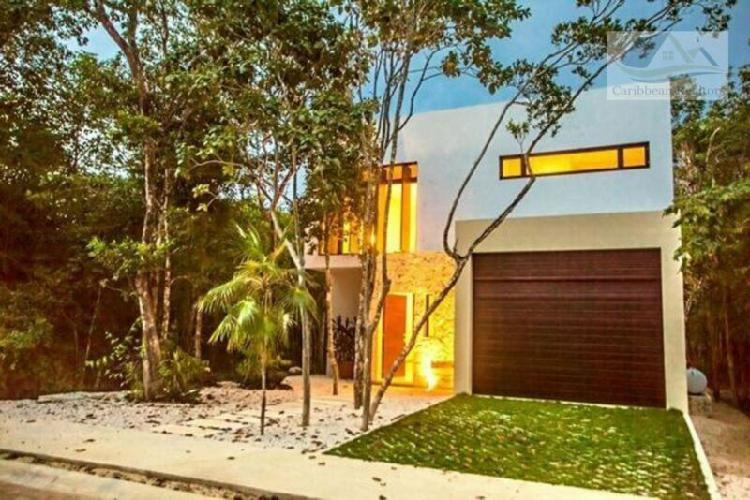 Casa en venta en tulúm / house for sale in tulum