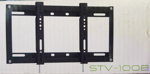 Soporte para pantallas led lcd 32 a 42 ultra plano