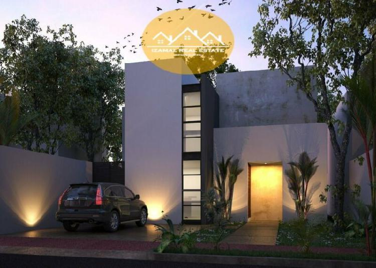 Casa en venta. privada zelena modelo iris lote 96. /