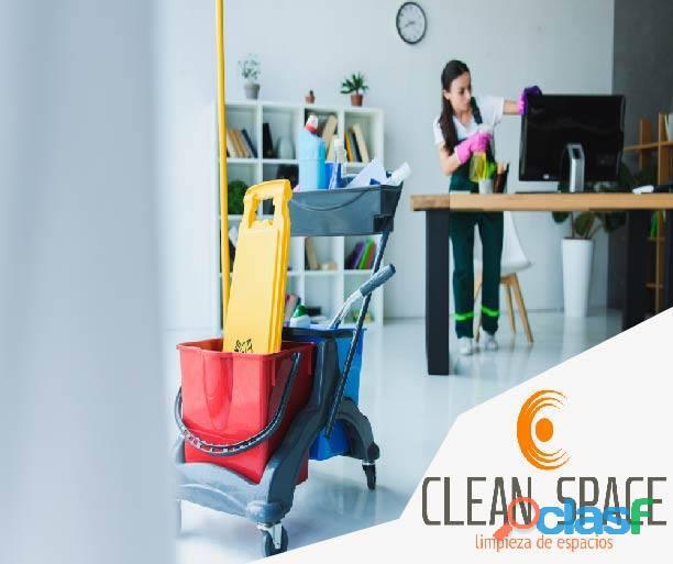 Limpieza de laboratorios