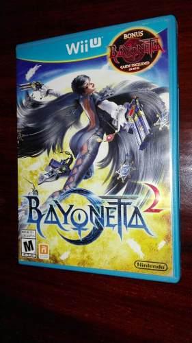 Bayonetta 2 impecable estado en cosmo-games