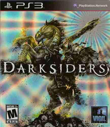Darksiders ps3 seminuevo en igamers