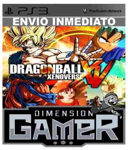 Dragon ball xenoverse + season pass ps3 digital oferta