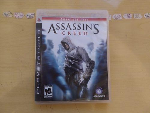 Juegos ps3 assassins creed