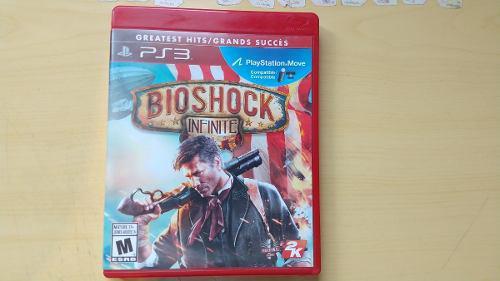 Juegos ps3 bioshock infinite