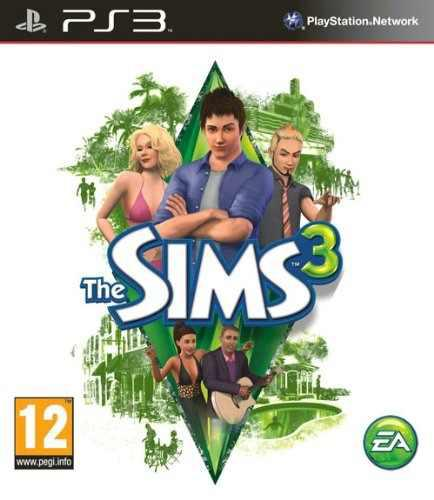 Juegos,el sims 3 ps3 playstation 3