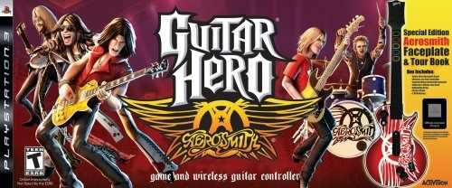 Juegos,guitar hero aerosmith wireless bundle - playstati..