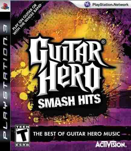 Juegos,guitar hero smash hits - playstation 3