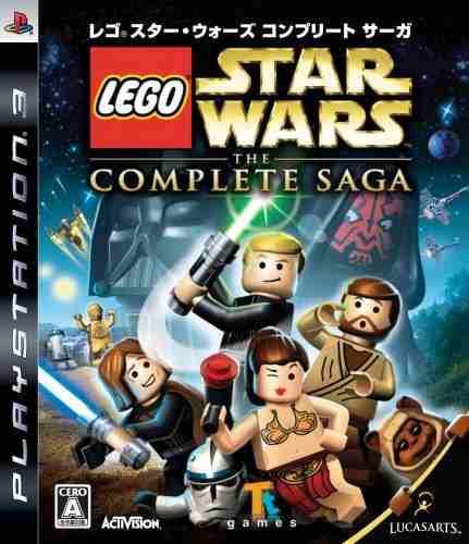 Juegos,lego star wars la saga completa importación japón..