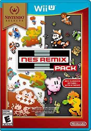 Juegos,nintendo selects nes remix paquete