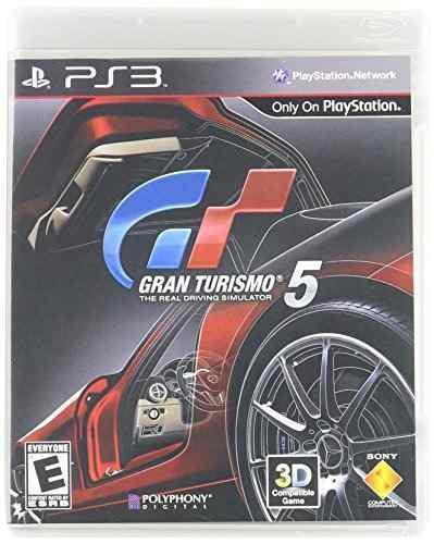 Juegos,nuevo gran turismo 5 ps3 (software de videojuegos..