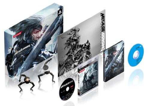Juegos,ps3 metal gear rising revengeance paquete premium..
