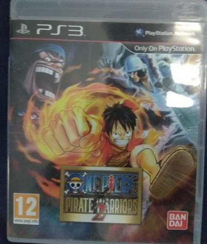 One Piece Pirate Warriors 2 Ps3 Juegos Ps3