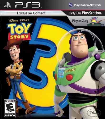 Toy story 3 ps3 en español no es disco