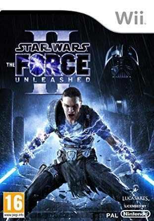 Wii / wii u - star wars unleashed ii - juego fisico