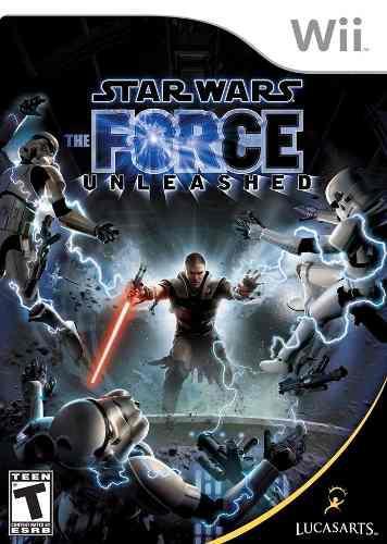 Wii / wii u - star wars unleashed - juego fisico