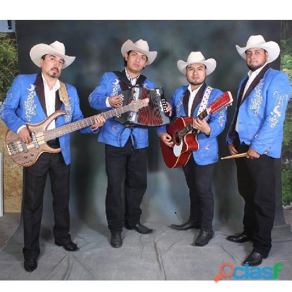 Grupo musical norteño excelente repertorio Neza y alrededores.