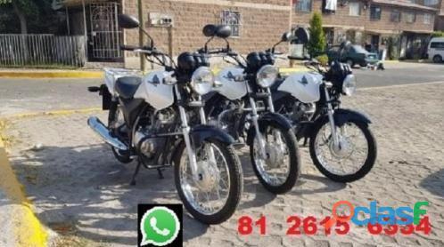3 honda cargo 150cc seminuevas 2015