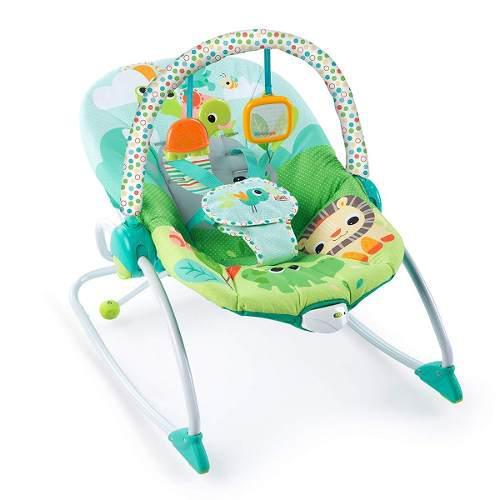 Bouncer silla mecedora vibradora bebe bright starts playful