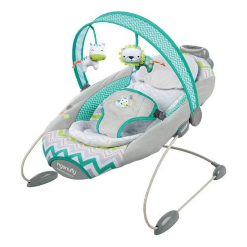 Bouncer silla mecedora vibradora para bebe ingenuity