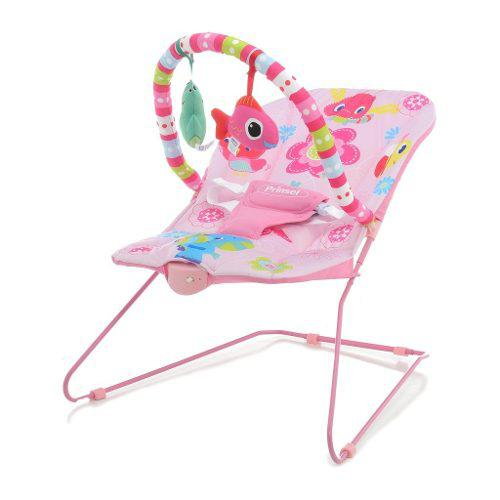 Bouncer silla para bebe jolly prinsel | azul rosa msi