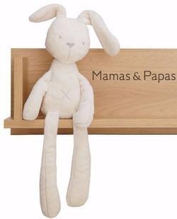 Conejo de peluche - súper suave - mamas & papas
