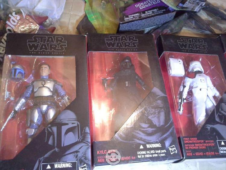 Figuras star wars black series