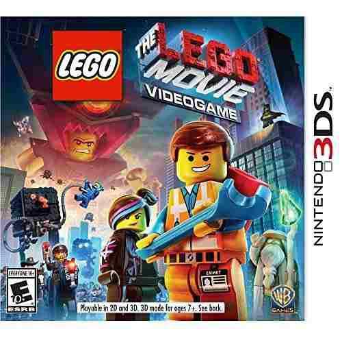 Juegos,el videojuego lego movie - nintendo 3ds standard..