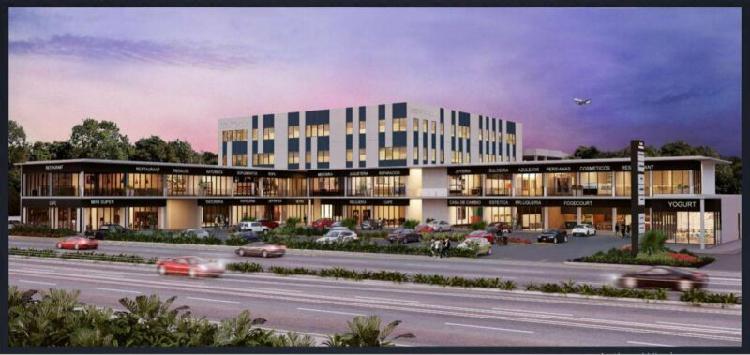Oficinas en venta/renta en plaza comercial, centralia cancun