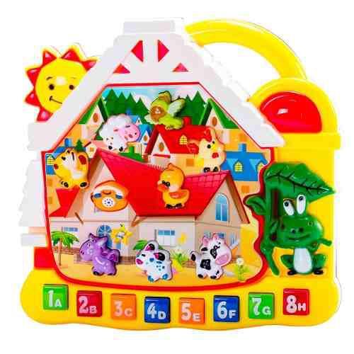 Pk casita granja niños bebes juguetes baby articulos 6043c
