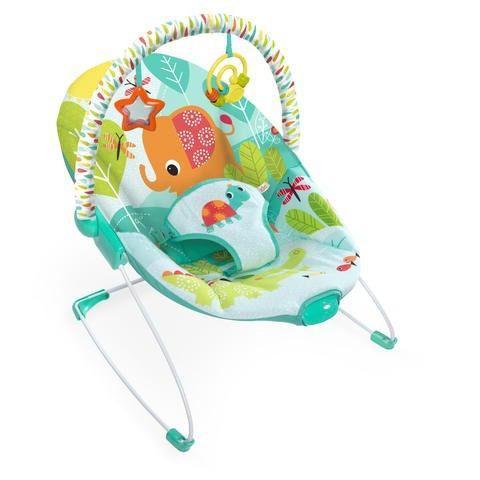 1cf171dda Silla para bebe bright starts con vibracion rainforest