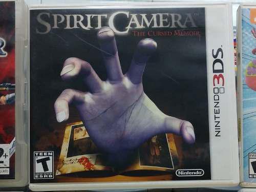 Spirit camera 3ds